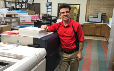 Why Outsource Your Printing Projects?