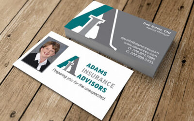 Small But Mighty: Business Cards