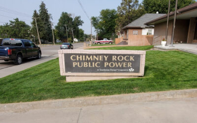 Community Focus: Chimney Rock Public Power District in Bayard, NE