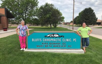 Community Focus: Bluffs Chiropractic, PC of Scottsbluff, NE