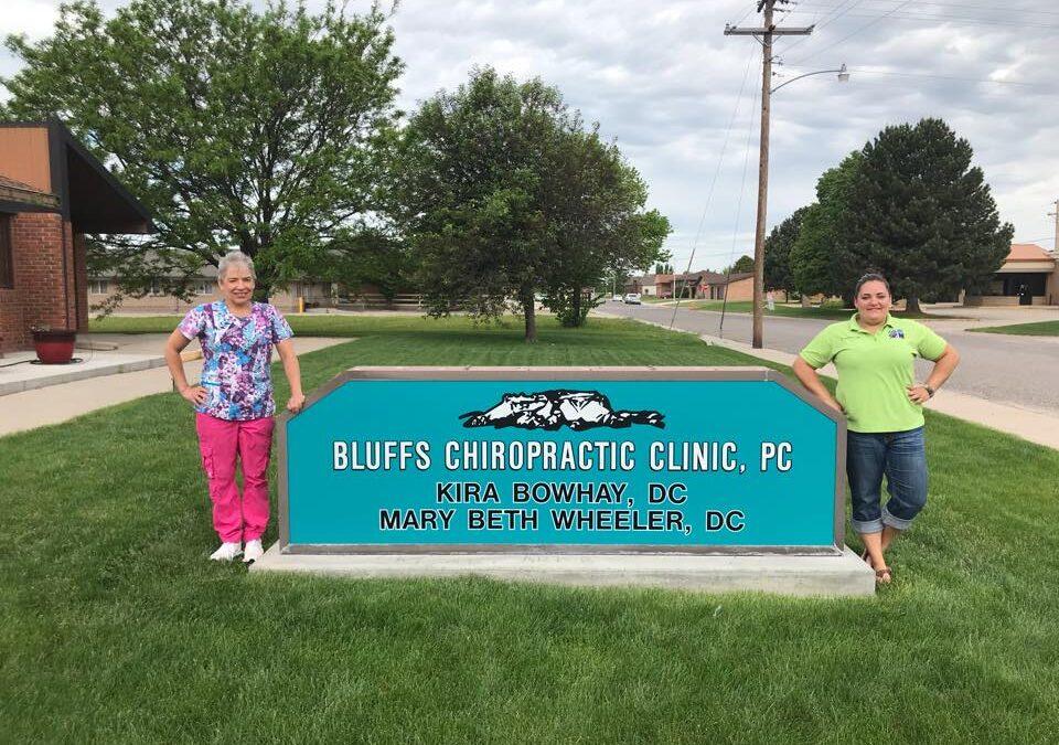 Community Focus: Bluffs Chiropractic, PC of Scottsbluff, NE