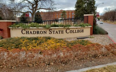 Community Focus: Printing for Chadron State College