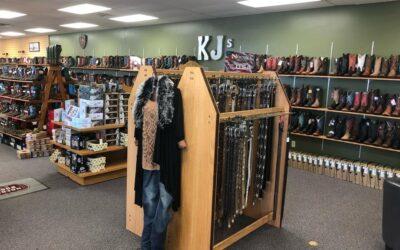 Community Focus: KJ's Boots and Western Wear, Hershey, NE