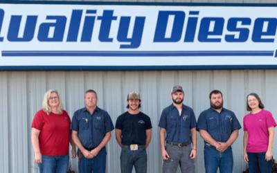 Community Focus: Quality Diesel Grant, NE